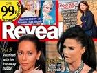 Jordan, Mel B, Cheryl & Broadchurch secrets - all in the new 99p Reveal