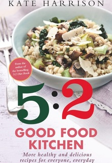 5:2 Good Food Kitchen Kate Harrison book cover