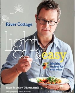 Hugh Fearnley-Whittingstall's River Cottage Light & Easy book cover