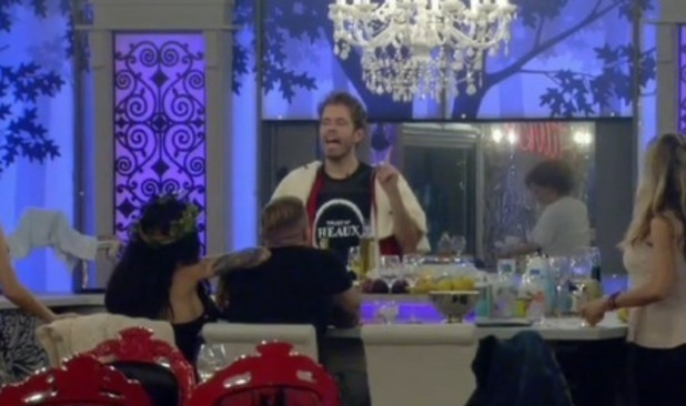 Perez Hilton dishes out first royal demand, Celebrity Big Brother 13 January