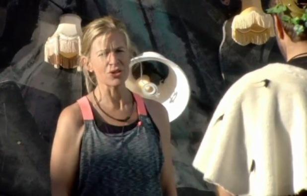 Katie Hopkins fed up with Perez Hilton, Celebrity Big Brother 14 January
