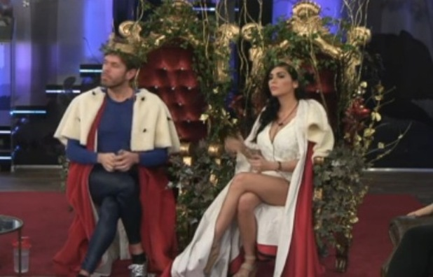 Perez Hilton and Cami Li nominate four housemates for eviction - 15 Jan 2015