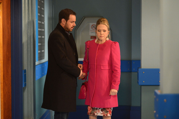 EastEnders, Linda gives her statement, Tue 20 Jan