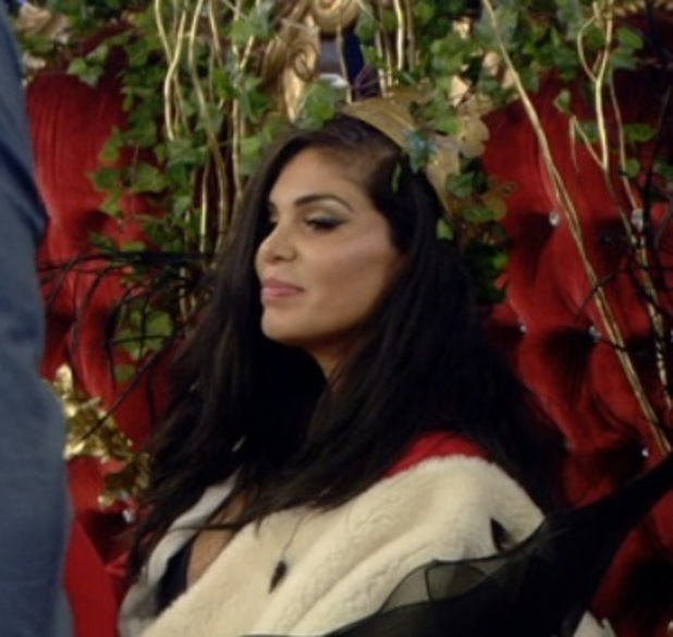 CBB; Cami Li chooses Perez Hilton as her King of the Fairies, 13 January 2015