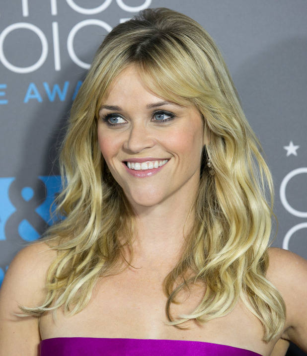 Reese Witherspoon attends the Critics' Choice Movie Awards in Los Angeles, America - 15 January 2015