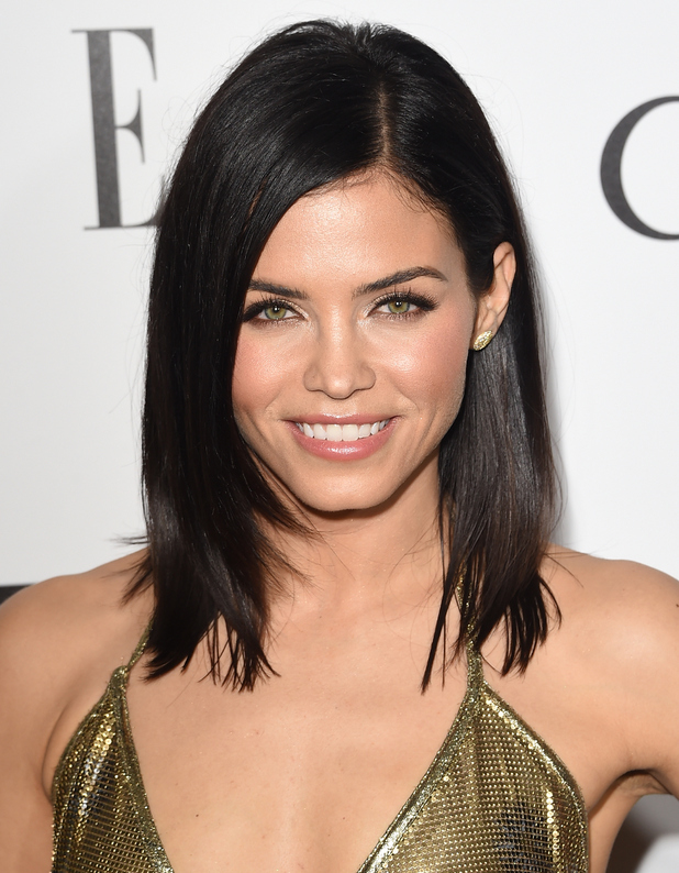 Jenna Dewan-Tatum attends the ELLE Annual Women in Television Celebration in California - 13 January 2015