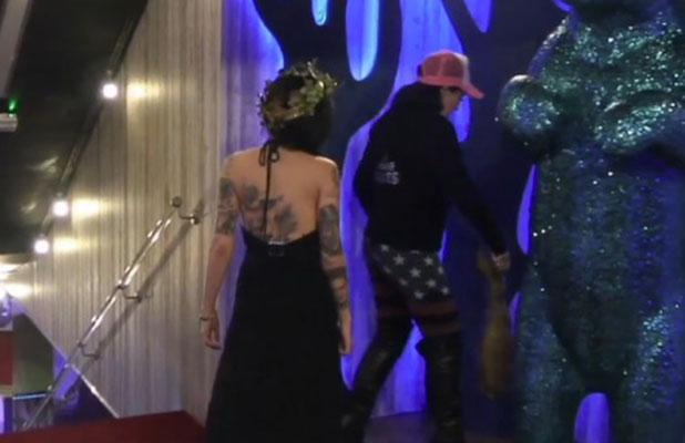 CBB: Perez Hilton wants Mr Buns back. Cami Li and Michelle Visage hide him.