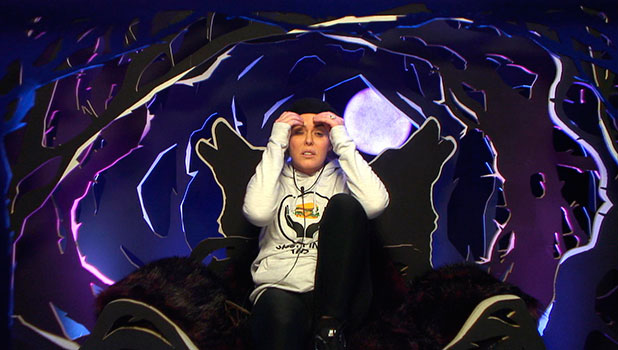 CBB: Patsy Kensit is worried after Perez Hilton tells her some viewers may be offended by her Alexander O'Neal comments, 11 January 2015