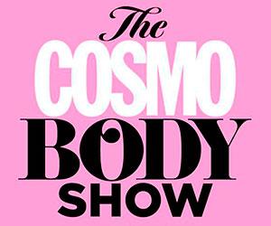 The Cosmo Body Show Logo