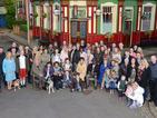 Rehearsals for EastEnders' live anniversary week underway