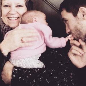 Kimberly Wyatt shares baby photo of Willow, husband Max 13 January