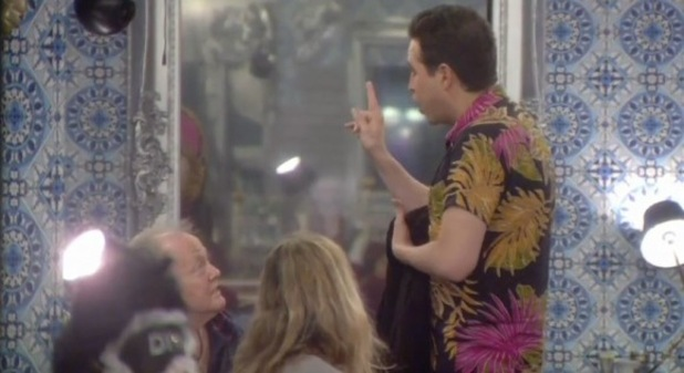 Kavana upsets Keith Chegwin with rude remark, Celebrity Big Brother 20 January