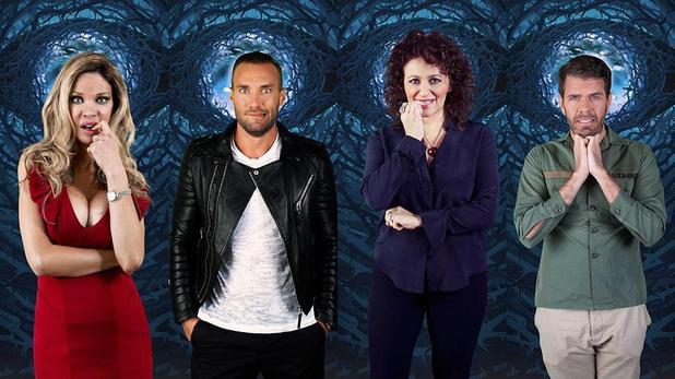 Celebrity Big Brother's nomination line-up - 23 January 2015.
