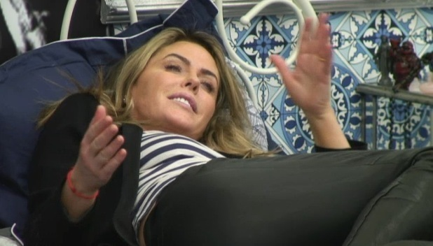 Patsy Kensit opens up on marriage history, Celebrity Big Brother 20 January