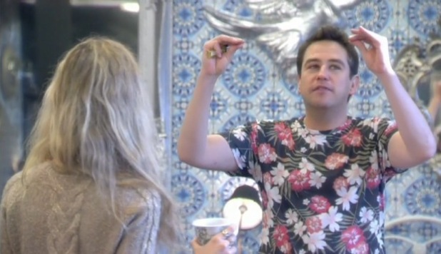 Kavana tells Alicia Douvall she is too loud in the CBB house - 22 Jan 2014