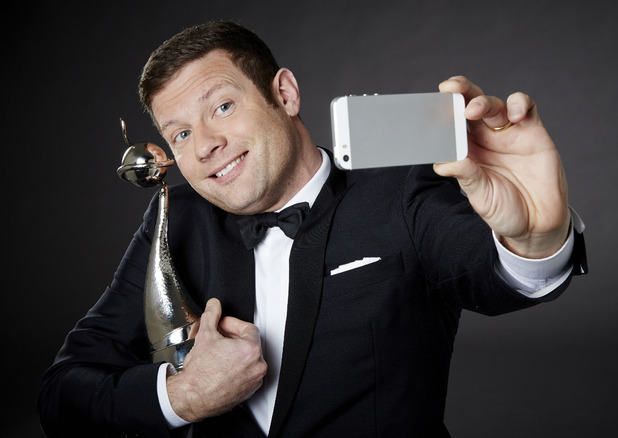 National Television Awards 2015, Dermot O'Leary, Wed 21 Jan