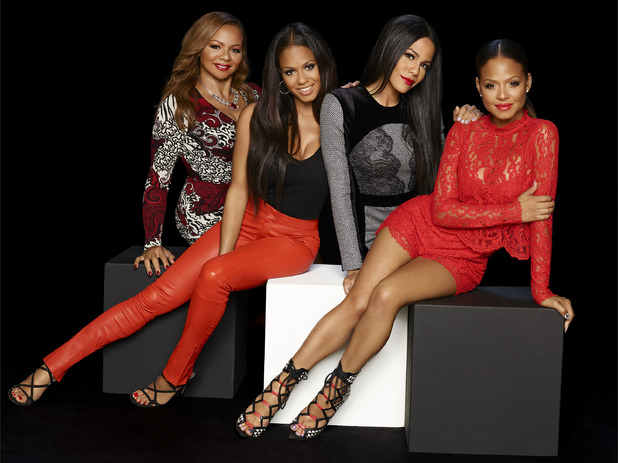 Christina Milian Turned Up - promo picture - 25 January 2015.