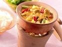 Thai vegetarian curry