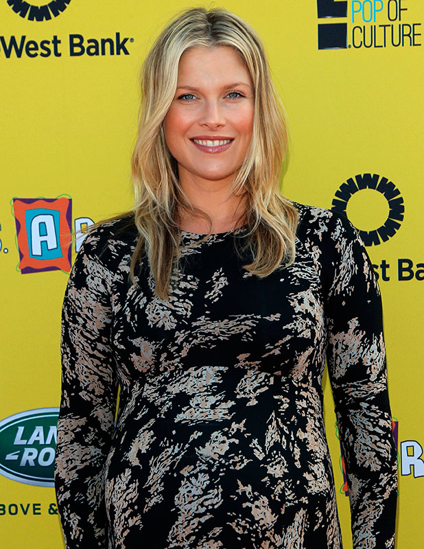 Ali Larter, P.S. ARTS Express Yourself Event 2014 held at Barker Hangar