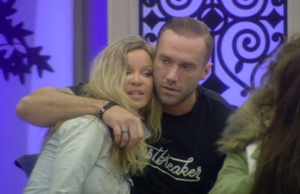 CBB: Alicia Douvall and Calum Best talk after nomination fallout, 20 January 2015