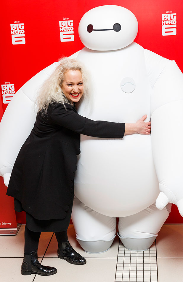 Debbie Douglas attends a photocall for Disney's 'Big Hero 6' at Odeon Leicester Square on January 18, 2015 in London, England.