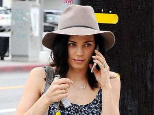 Jenna Dewan-Tatum looks summer-ready in floaty maxi dress in LA