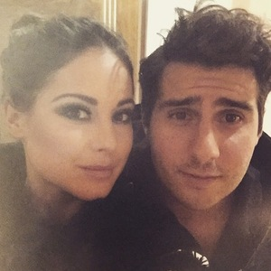 Louise Thompson and Alik Alfus reunite in Munich 28 January