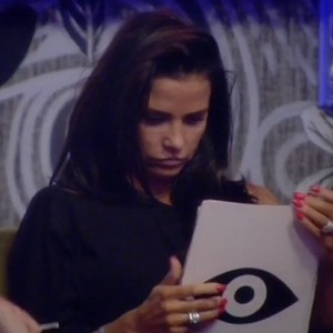 Katie Price does face to face nominations in CBB - 29 Jan 2015