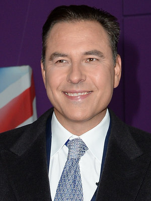 David Walliams at second round of Britain's Got Talent auditions, Manchester 29 January