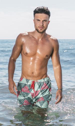 Adam Gabriel, Ex On The Beach 27 January