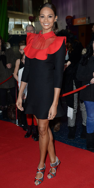Alesha Dixon at second round of Britain's Got Talent auditions, Manchester 29 January
