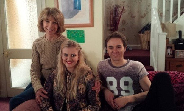 Coronation Street cast new Bethany Platt character - 29 January 2015.