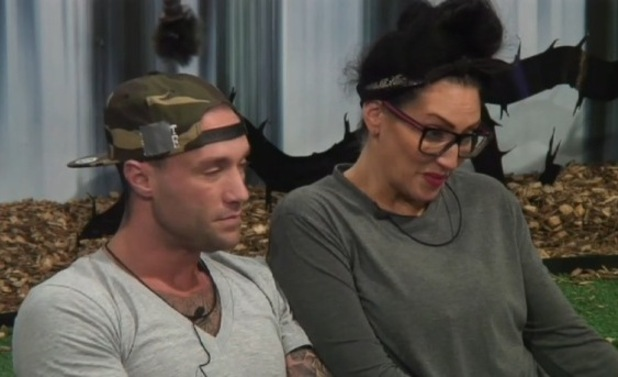 CBB's Calum Best and Michelle Visage discuss the final - 29 Jan 2015