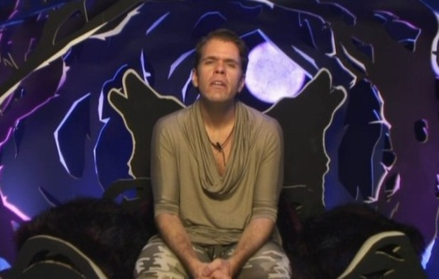 Perez Hilton is given a warning in the CBB diary room - 29 Jan 2015