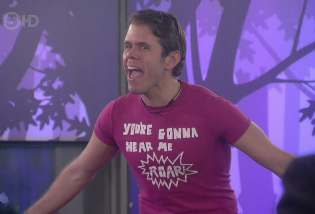Perez Hilton returns to the Celebrity Big Brother house - 27 January.