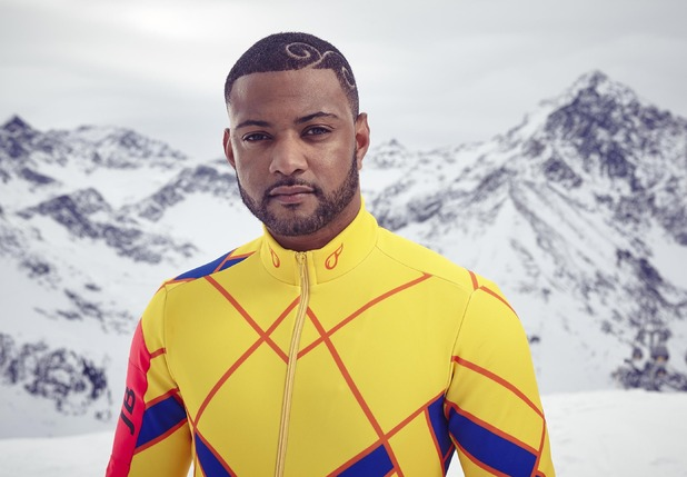 The Jump series two competitor JB Gill - February 2015.
