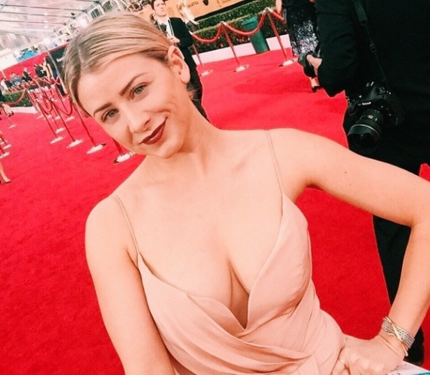 Lo Bosworth at 21st Annual Screen Actors Guild Awards at The Shrine Auditorium - 25 Jan 2015