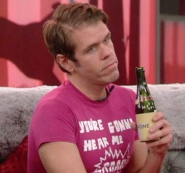 Celebrity Big Brother' TV show, Elstree Studios, Hertfordshire, Britain - 27 Jan 2015 Perez Hilton returns to the house