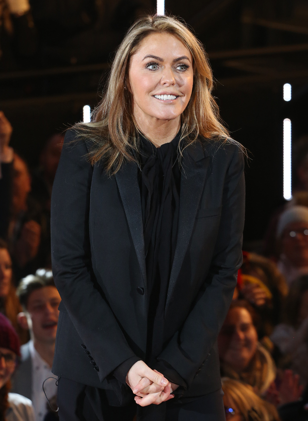 Patsy Kensit becomes the third housemate to be evicted from Celebrity Big Brother eviction - 28 January 2015.