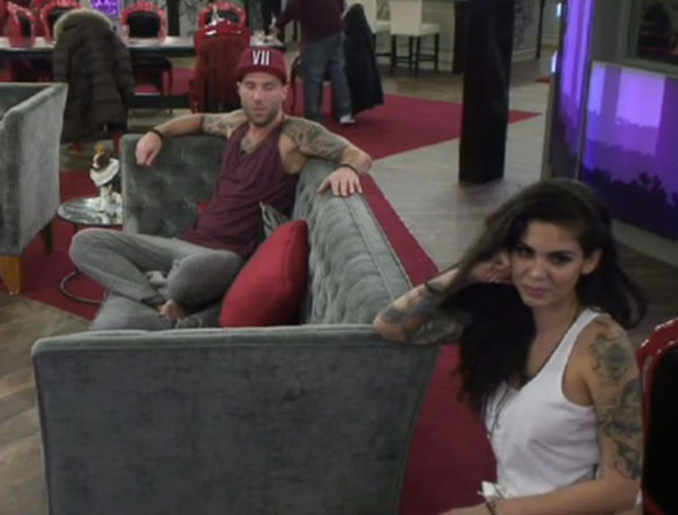 CBB: Cami Li is angry to be nominated, 25 January 2015
