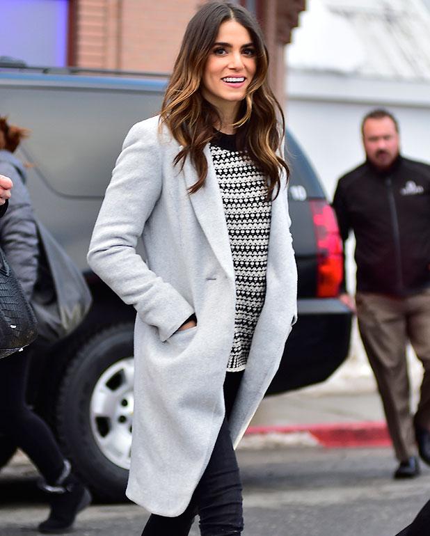 Nikki Reed is seen on January 24, 2015 in Park City, Utah.