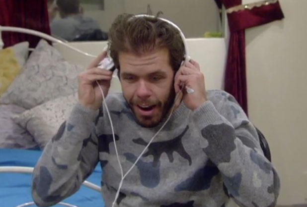 CBB: Perez Hilton stages fake walk out as part of Big Brother task, 25 January 2015