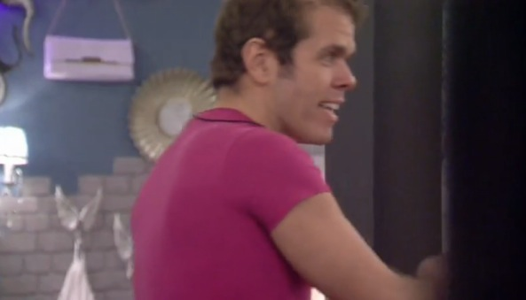 Celebrity Big Brother: Perez Hilton's return causes drama between Katie, Nadia and Calum  - 27 January.
