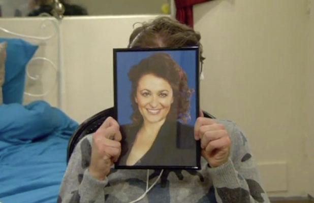 CBB: Perez Hilton pines for Nadia Sawalha while hidden in secret room, 25 January 2015