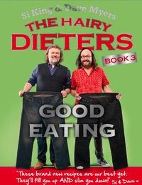 hairy dieters good eating cookbook cover