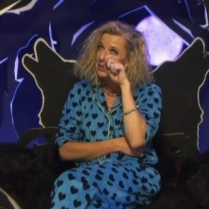 Katie Hopkins breaks down on CBB 5 February