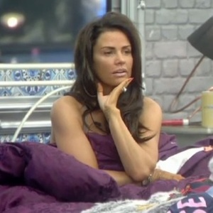 Katie Price doesn't think Katie Hopkins is being her self, CBB 4 February