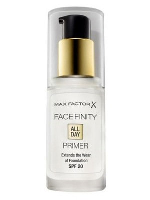 Max Factor Facefinity All Day Primer, £10.99