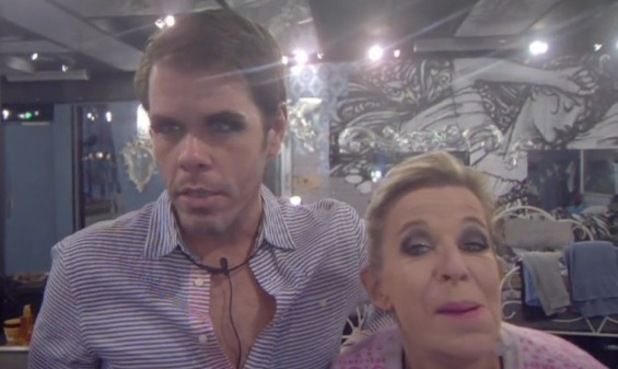CBB's Perez Hilton and Katie Hopkins have makeovers from Katie Price and Michelle Visage - 2 Feb 2015