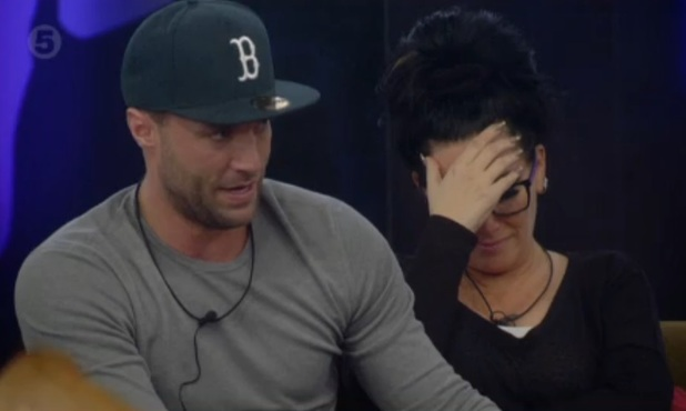 CBB: Calum Best gets letter from home, 2 February 2015